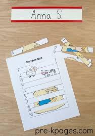 little boy blue activities pre k pages