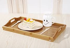 Folding Bed Tray Eating In Bed Tray Wooden Tray For Breakfast In Bed Serving Tray