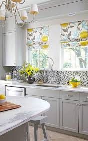 yellow and gray kitchen ideas you can try this spring