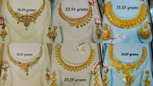 ladies gold necklace images Womens gold necklaces with weight ladies gold necklace in light jpg