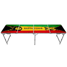Beer Pong Table Length by Beer Pong Table Rasta Original Cup