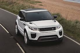 toyota land rover 2017 2017 land rover range rover evoque suv pricing for sale edmunds