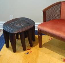 hand carved african coffee table u2022 modern global decor u2022 afrimod