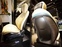 faurecia sieges d automobile nouvelle technologie de faurecia et basf pour sièges automobiles