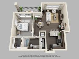 the pointe at cabot 1 bedroom 1 bath pine garden home floor