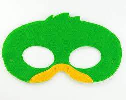 duck mask etsy