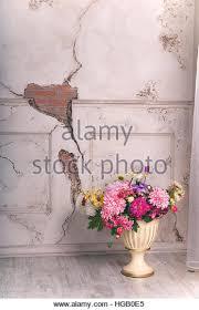 Floor Vase Flowers Floor Vase Wall Stock Photos U0026 Floor Vase Wall Stock Images Alamy