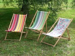 chaise longue transat farniente suite
