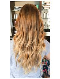 blonde ombre balayage and haircut by bella salon of naples in long