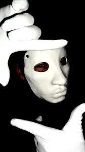 black ops ghost mask neutral mask face template greek inspiration pinterest face