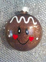 gingerbread ornament by lolosblessings on etsy pinteres