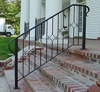 Handrailing Perpetua Iron Ornamental Railings