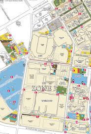 Baseball Map Parking Maps Maps Parking Services Vanderbilt University