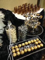 Black And White Candy Buffet Ideas by Gold Candy Buffet Wedding Pinterest Buffet Wedding Wedding