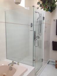 Shower Doors Raleigh Nc Shower Barn Style Glass Showers The Shoppe Division Of
