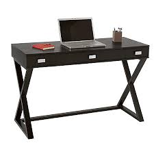 Office Desk Black See Work Kate Writing Desk Black By Office Depot Officemax