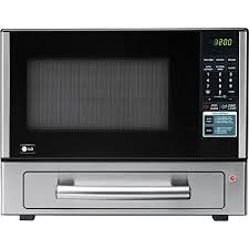 table top microwave oven amazon com lg lcsp1110st 1 1 cu ft counter top combo microwave and
