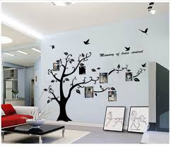 Large Wall Stickers For Living Room by Extra Large 170x210cm Photo Frame Removable Tree Kids Living Room