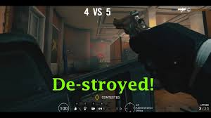 ce af siege recruit shield with a magnum is op rainbow six siege blood
