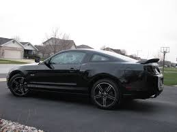 2013 Ford Mustang Gt Black My 2013 Gt Cs The Mustang Source Ford Mustang Forums