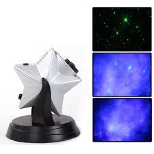 LED Laser Star Projector Light Show Green Blue Night Effect Nebula - Bedroom laser lights