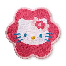 Pink Bathroom Rugs by Hello Kitty Bath Rug Roselawnlutheran