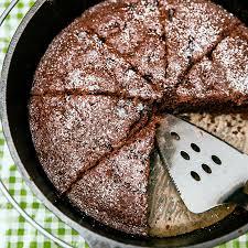 dutch oven double chocolate cake recipe myrecipes