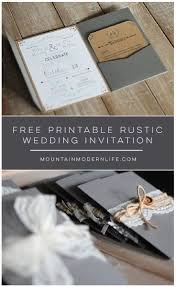 free printable wedding invitation template best 25 free printable wedding invitations ideas only on