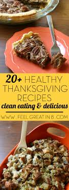 20 healthy thanksgiving recipes feel great in 8