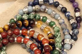 make men bracelet images Men 39 s chakra bracelet set spirited stones jpg