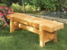 modern benches diy wooden benches outdoor homemade outdoor park