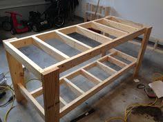 Wbsk Workbench Google Search Garage Pinterest Diy by Garage Workbench Plans Myoutdoorplans Free Woodworking Plans