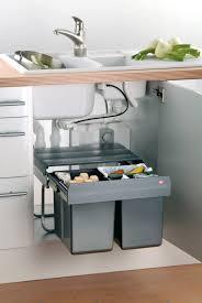 poubelle pour meuble de cuisine meuble evier cuisine ikea id es de design suezl com avec bloc evier