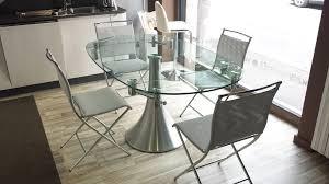 tavoli sala da pranzo calligaris gallery of pozzoli tavolo flute rotondo allungabile vetro tavoli a