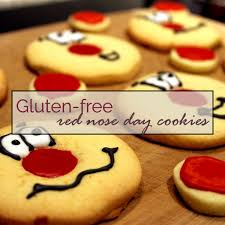 day cookies gluten free nose day sugar cookies the happy coeliac