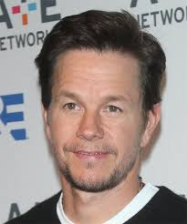 conservative mens haircuts mark wahlberg short straight casual hairstyle dark brunette ash