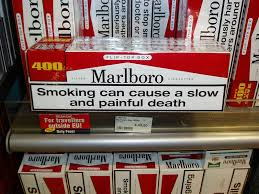 people have tried to make u s cigarette warning labels more