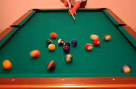 Table Pool A Pool Table Life Creedtek
