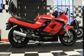 succeeding with excess 1986 kawasaki ninja 1000r rare