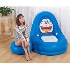 Inflatable Sofa Good Quality Cartoon Air Inflatable Sofa Thick Lazy Sofa