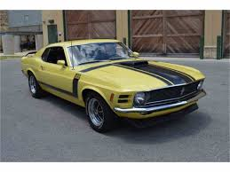 302 mustangs for sale 1970 ford mustang for sale on classiccars com 5 available