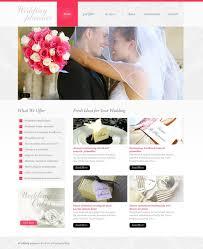 wedding planner website innovative website for wedding planning wedding planner psd