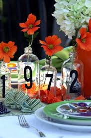 Centerpieces 50th Birthday Party by 50th Birthday Centerpieces 50th Birthday Pinterest 50th