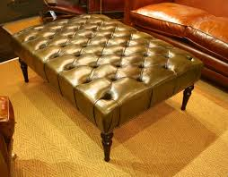 Bespoke Leather Sofas by Bespoke Buttoned Leather Stool Leather Chairs Of Bath Antique