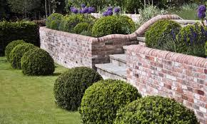garden brick wall design ideas fair 30 brick garden ideas design ideas of best 10 brick garden