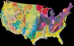 map us geographical geography of the united states