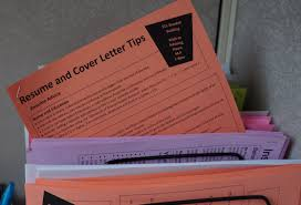 Examples Of Cover Letters For Resume by Resumes And Cover Letters Career Services Umass Amherst