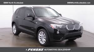 scottsdale bmw service 2017 used bmw x3 sdrive28i at bmw scottsdale serving