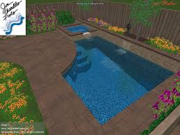 swimming pool design big ideas for small yards jim chandler