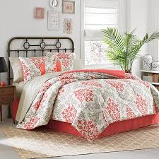 King Size Comforter Sets Bed Bath And Beyond Best 25 Coral Comforter Set Ideas On Pinterest Coral Bedroom
